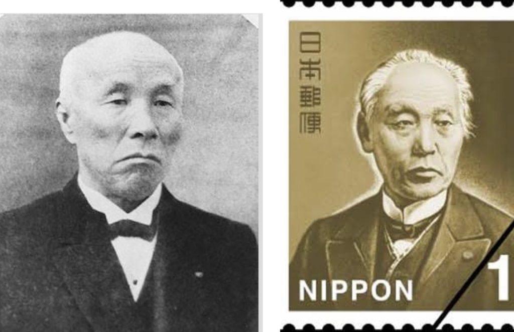 一 円 切手 肖像